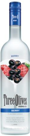 Three Olives Vodka Berry